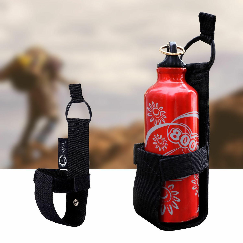 Nylon Water Bottle Belt Pouch Hiking