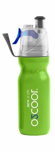 O2Cool Mist /'N Sip Drinking /& Misting Bottle Arctic Squeeze Classic 2 24 oz.