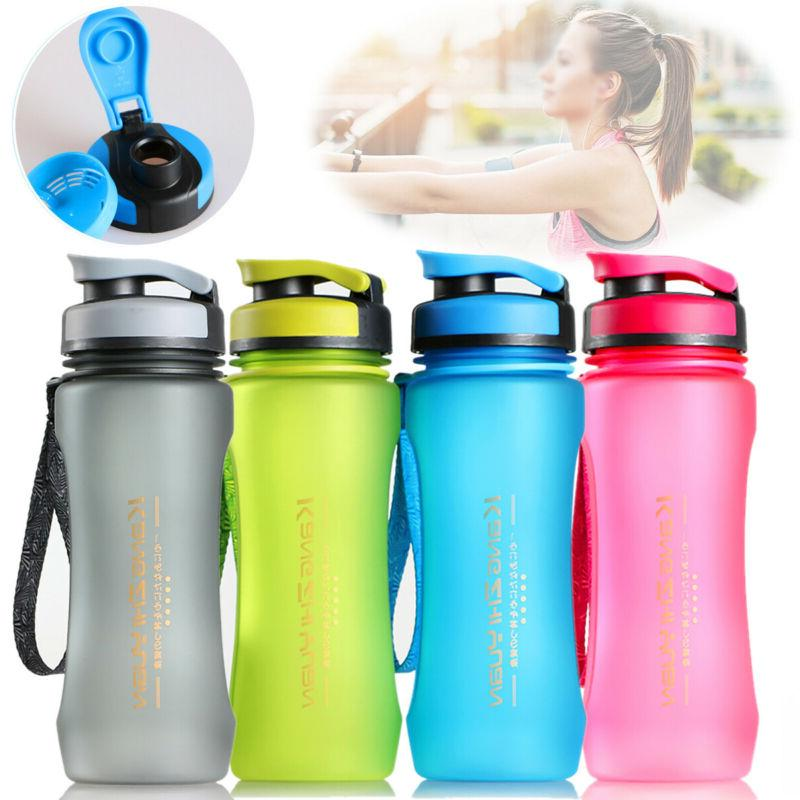 Outdoor Portable Drinking Bottle Camping Bicycle