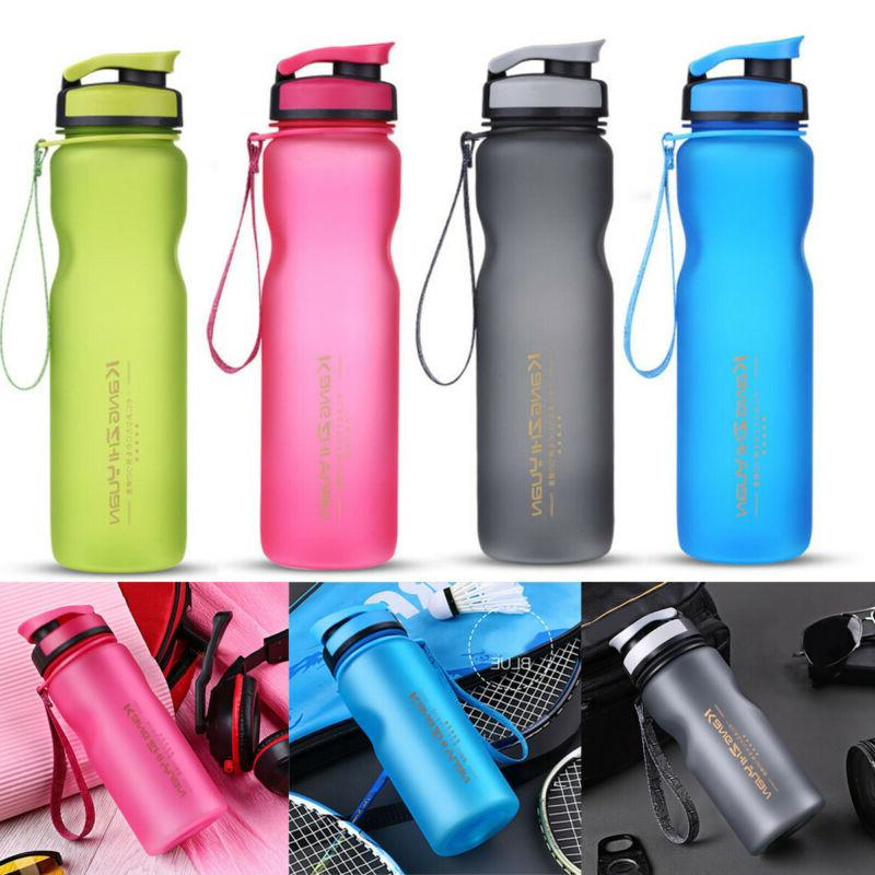Outdoor Portable Sport Water Drinking Bicycle Cup