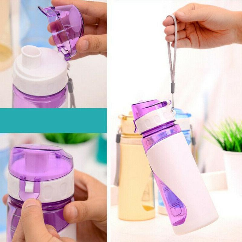 Outdoor Water Drinking Bottle Camping Bicycle Cup