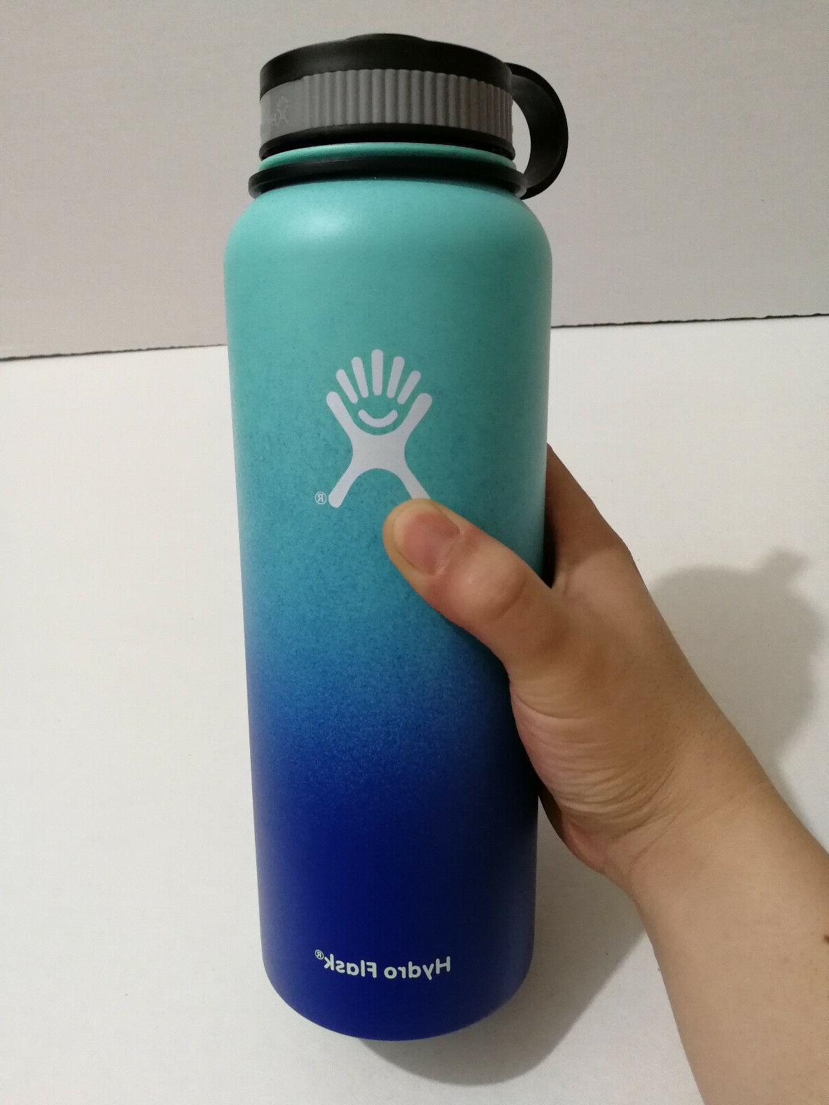 Hydro Outdoor Water Bottle Stainless Insulated Wide