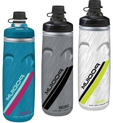 podium chill dirt series 610ml 21oz hydration