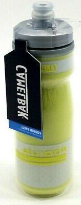 Camelbak Podium Chill Water Bottle 21oz, Reflective Yellow