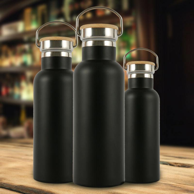 Premium Stainless Steel Vacuum Bottle