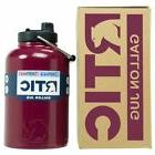 RTIC® 1 Gallon Maroon Water Jug / Bottle, Insulated Stainle