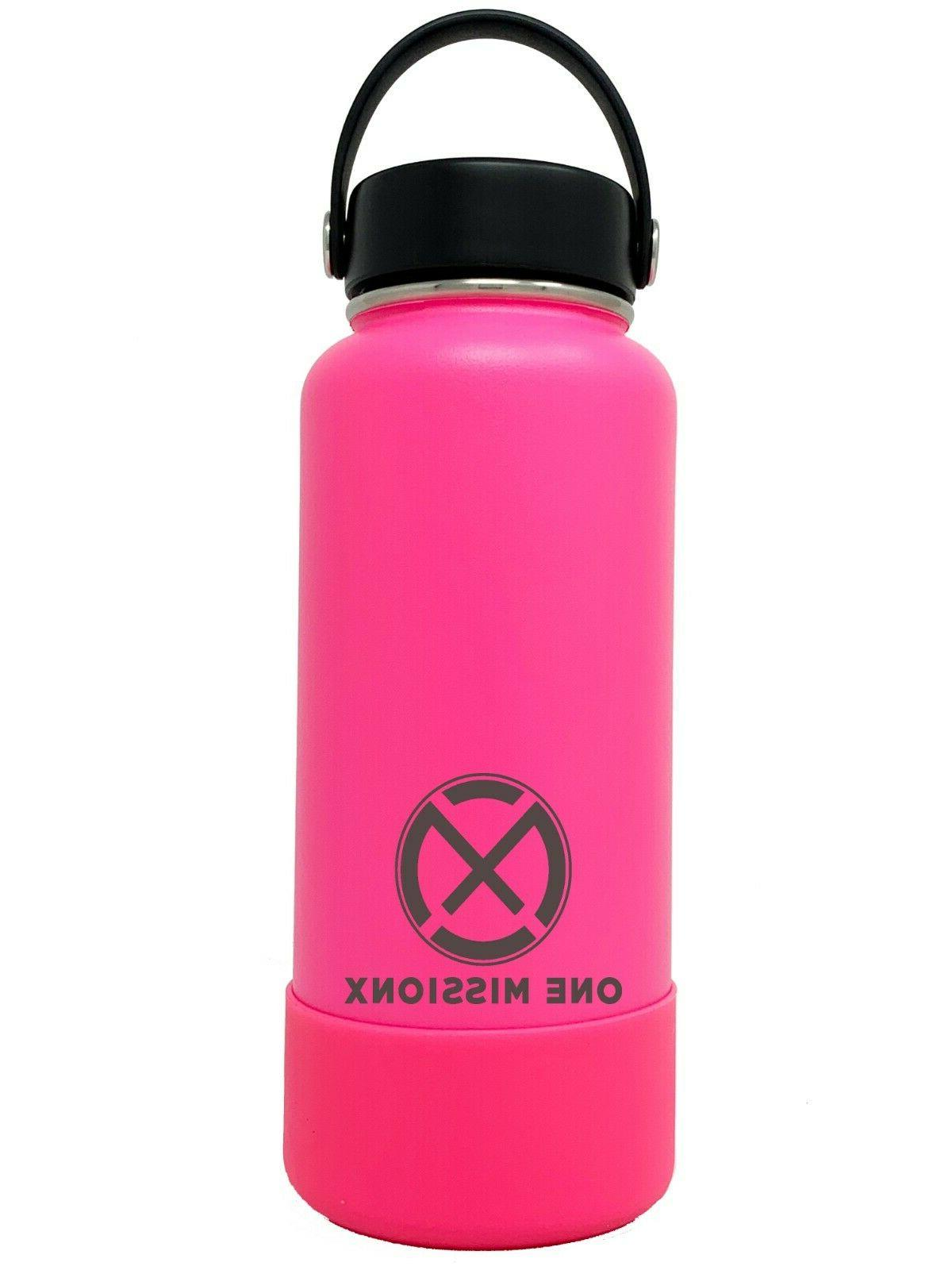 Silicone Sleeve Boot For HYDRO FLASK 12-40oz Water
