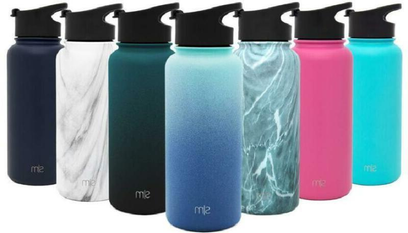simple modern summit water bottle extra lid