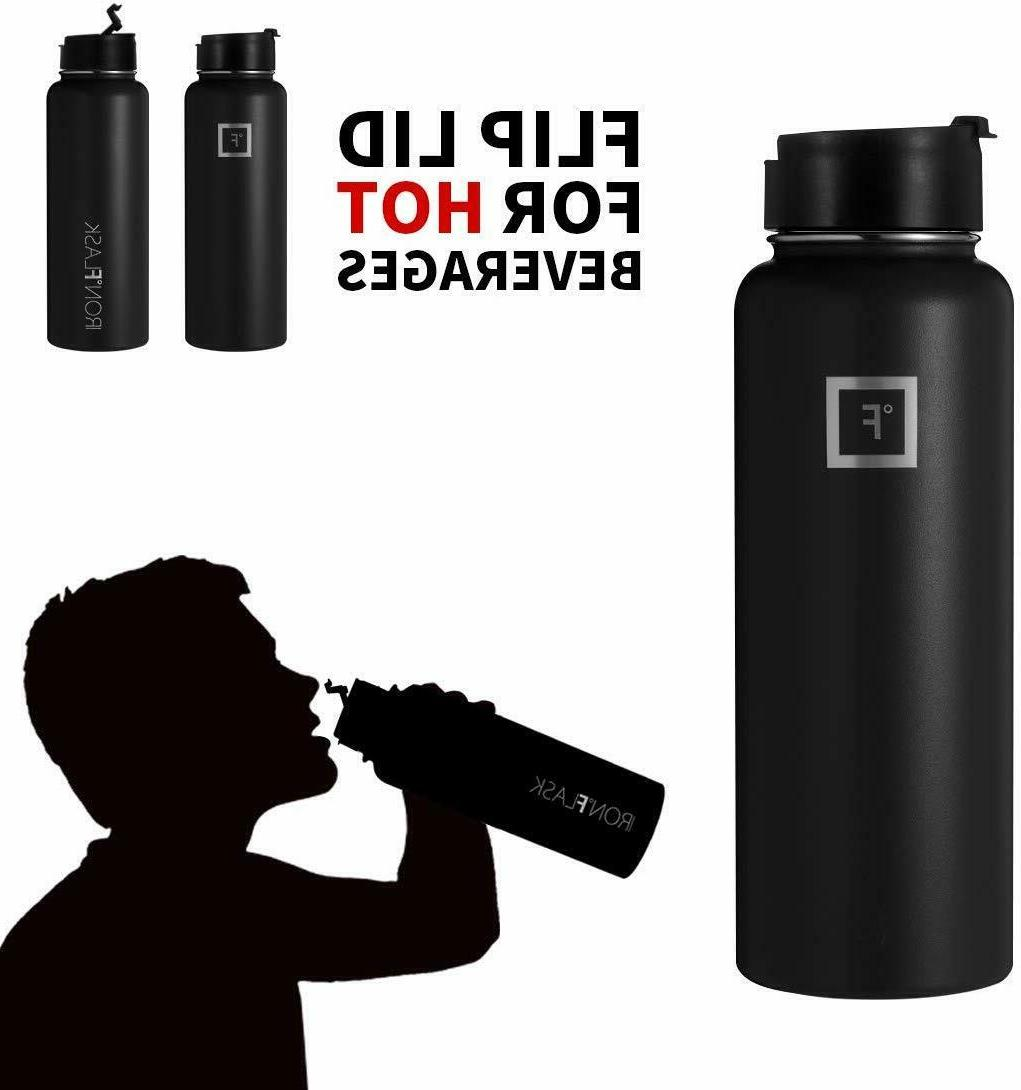 Iron Water Bottle Stainless Steel sizes