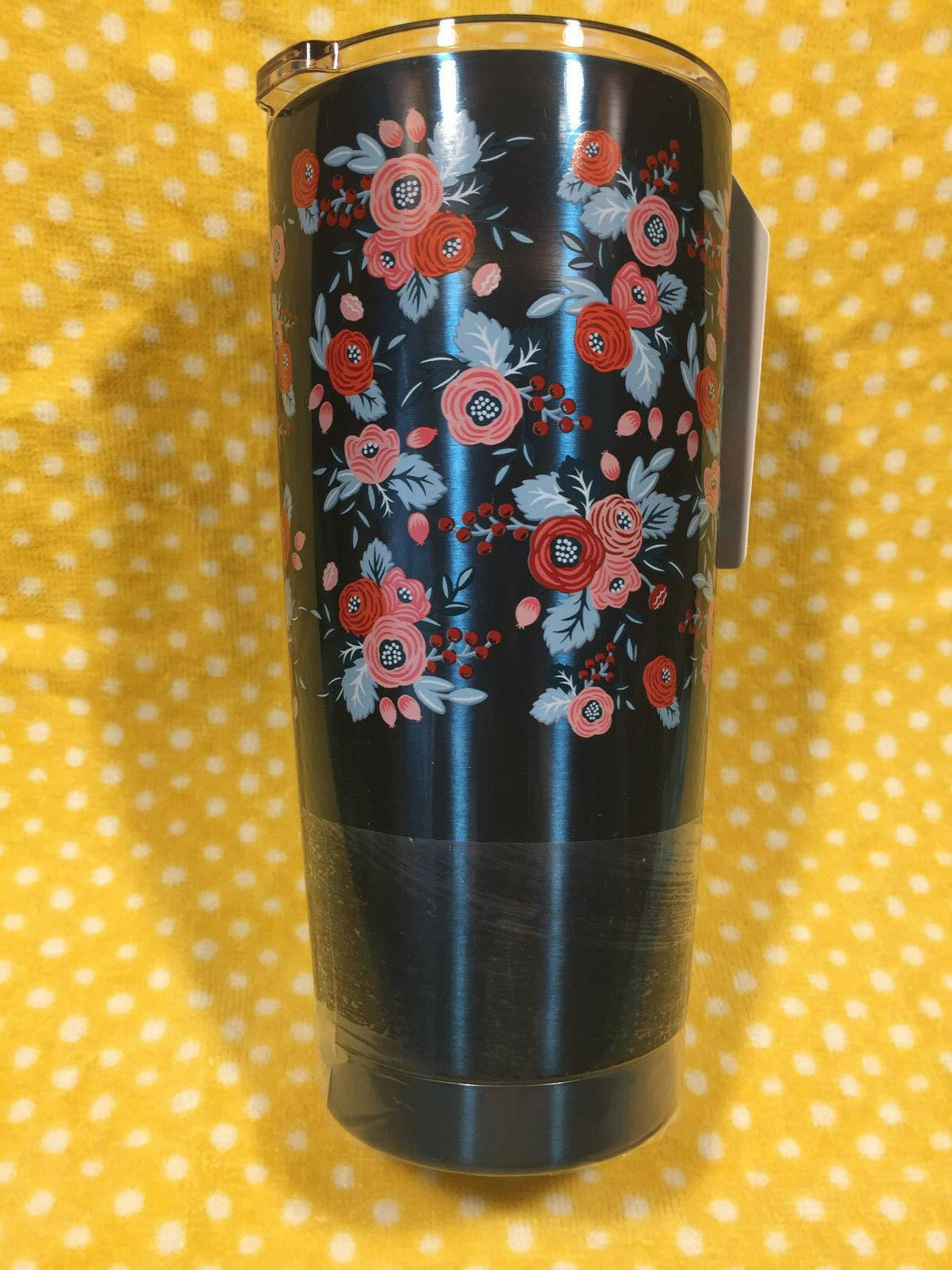 The Pioneer Woman Stainless Steel Tumbler 20 oz Many Colors