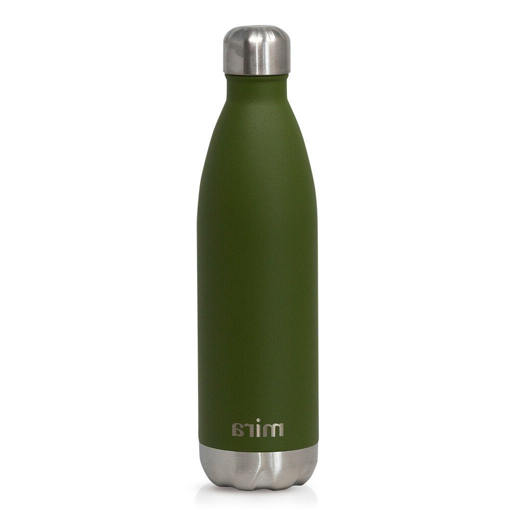 stainless steel vacuum insulated water