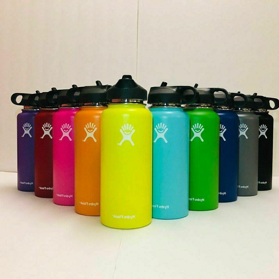 Hydro Flask Steel Water Bottle Thermos Lid US