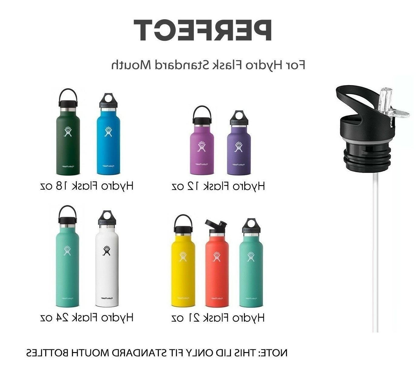 Straw Replacement Hydro Flask Bottle 12 21