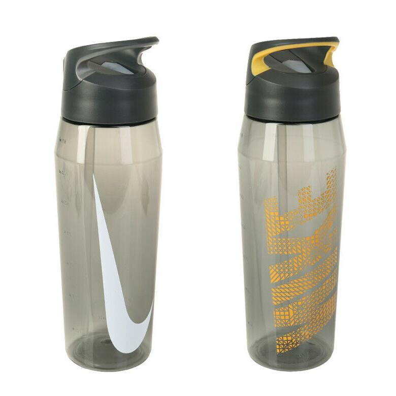 straw sport water bottle cycling tumbler black