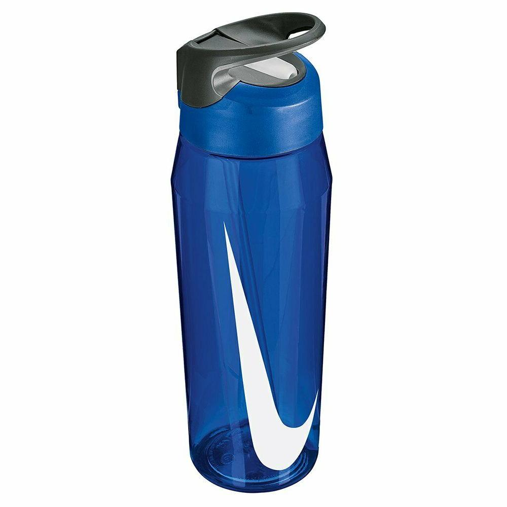 NIKE STRAW WATER BOTTLE 32oz BLUE