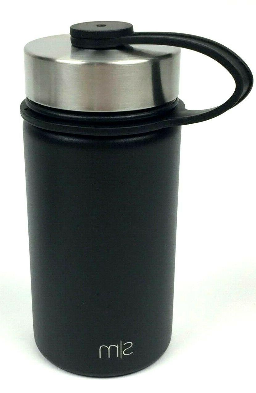 14 oz Summit Water Bottle Extra Lid Vacuum Insulated Stainle