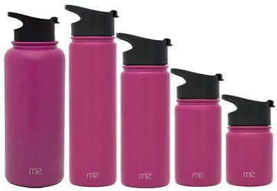 Simple Bottle Extra Lid Insulated 18/8