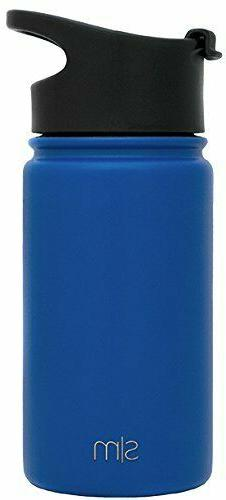 Simple Modern Summit Water Bottle + Extra Lid - Wide Mouth -