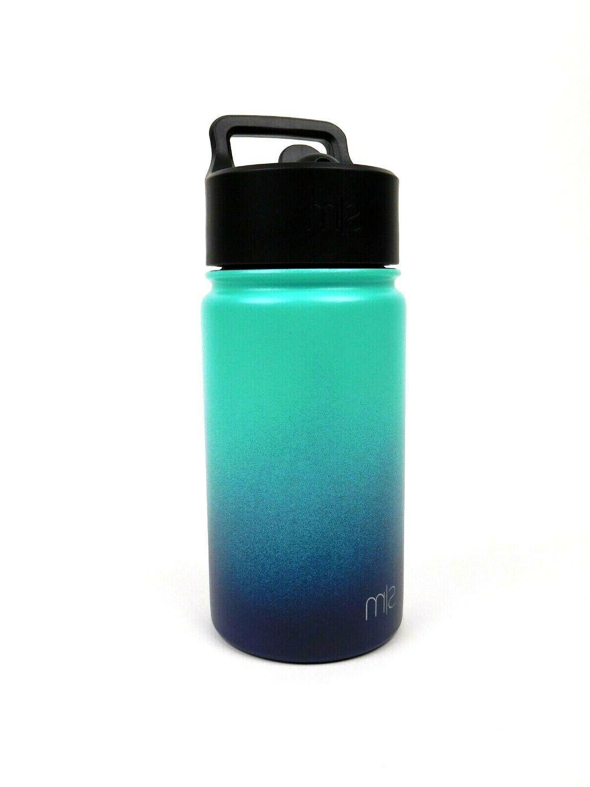 Simple Summit Bottle Lid Bermuda Deep