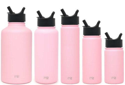 Simple Modern Bottle with -