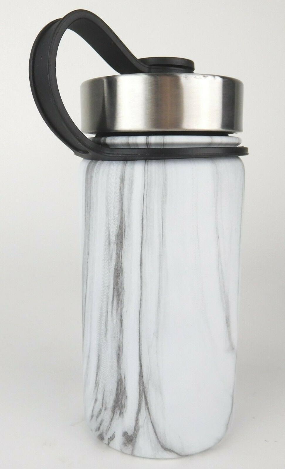 Simple Vacuum Water + extra Lid 14oz
