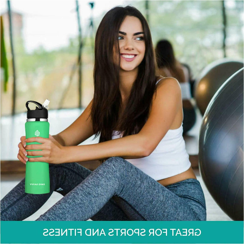 SWIG with Straw Lid BPA-Free Vacuum Insulat