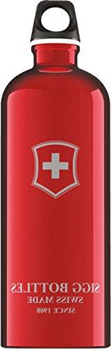 Sigg Swiss Emblem Water Bottle