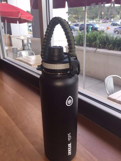 Takeya ThermoFlask Insulated Stainless Water Bottle Durable