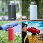 Thermos Vacuum Insulated Keep Coffee Water Hot Cold Bottle S