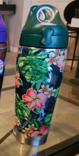 Tervis Tropical wrap 24oz Tumbler  Water Bottle - Stainless