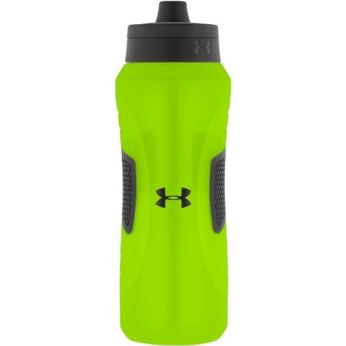 Under Armour Bottle Lid, Hyper Green, 32 Ounce