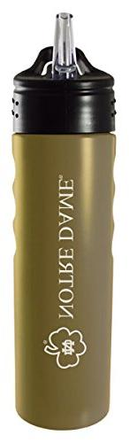 LXG, Inc. University of Notre Dame-24oz. Stainless Steel Gri