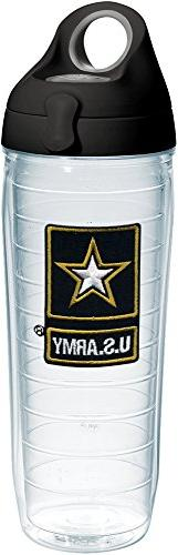 Tervis 1231252 U.S. Army Gold Star Logo Logo Tumbler with Em