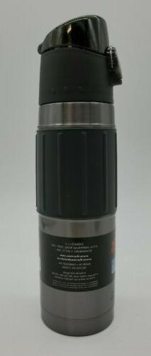 Thermos Vacuum Steel Charcoal