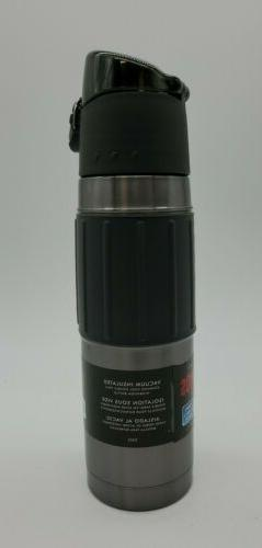 Thermos Steel Hydration Charcoal