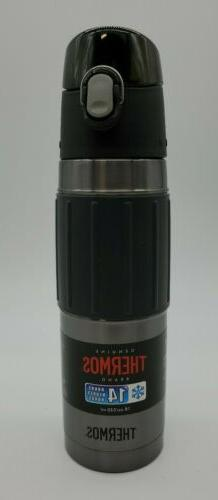 vacuum insulated stainless steel hydration bottle 18oz