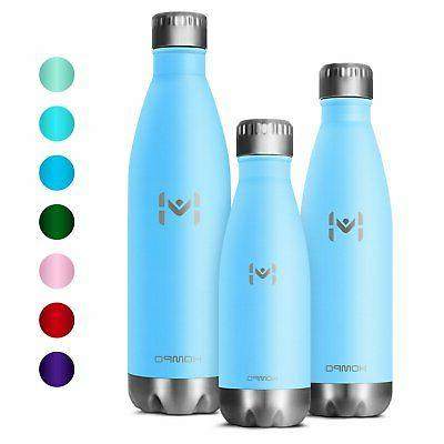 Fashion Vacuum Insulated Water Bottle Double Walled Thermos