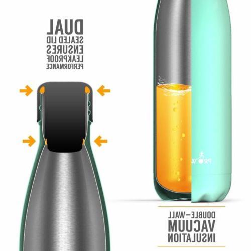 Vacuum Steel Flask Thermal Insulation Drinks