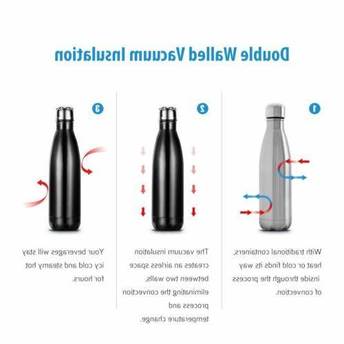 Vacuum Steel Drinks
