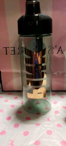 VS PINK Limited Edition Collegiate Water Bottle 20 oz.