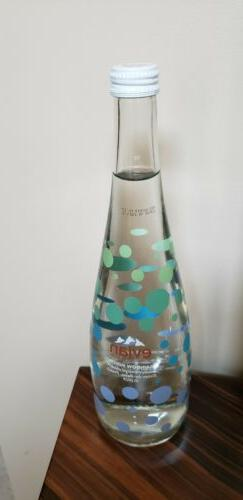 Evian Virgil edition water in collectable