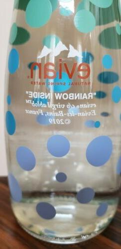 Evian edition water collectable