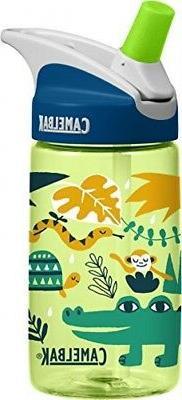 Water Bottle For Kids Holder Durable BPA Free Travel Portabl