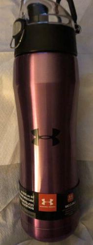 Under Armour Water Bottle 18 Oz Vacuum Insulated Stainless S