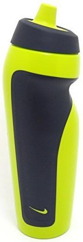 NIKE Sport Water Bottle 20oz - Lime/Black