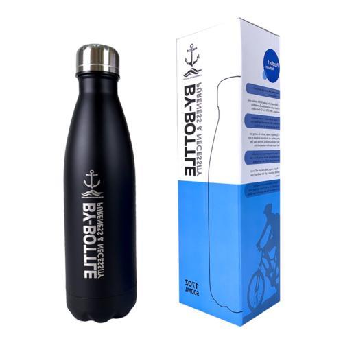 500ml Steel Water Bottle Insulated