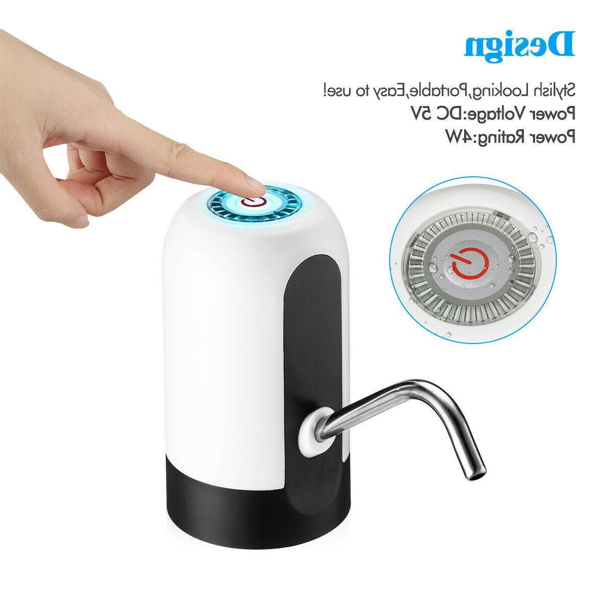 Water Pump Dispenser 5 Universal