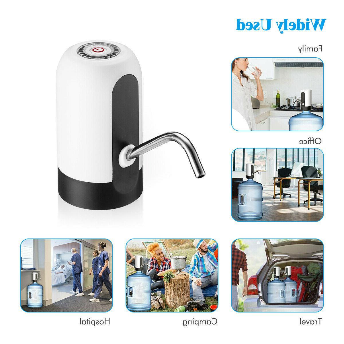 Water Bottle Dispenser Universal Electric
