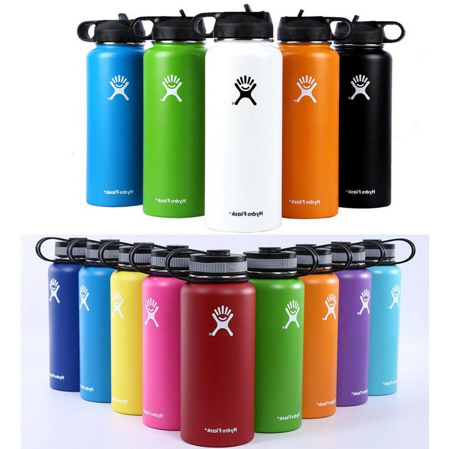 water bottle stainless steel304 insulated wide mouth