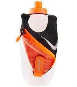 Nike Large Handheld Flask Water Bottle 20 OZ Orange fits wai